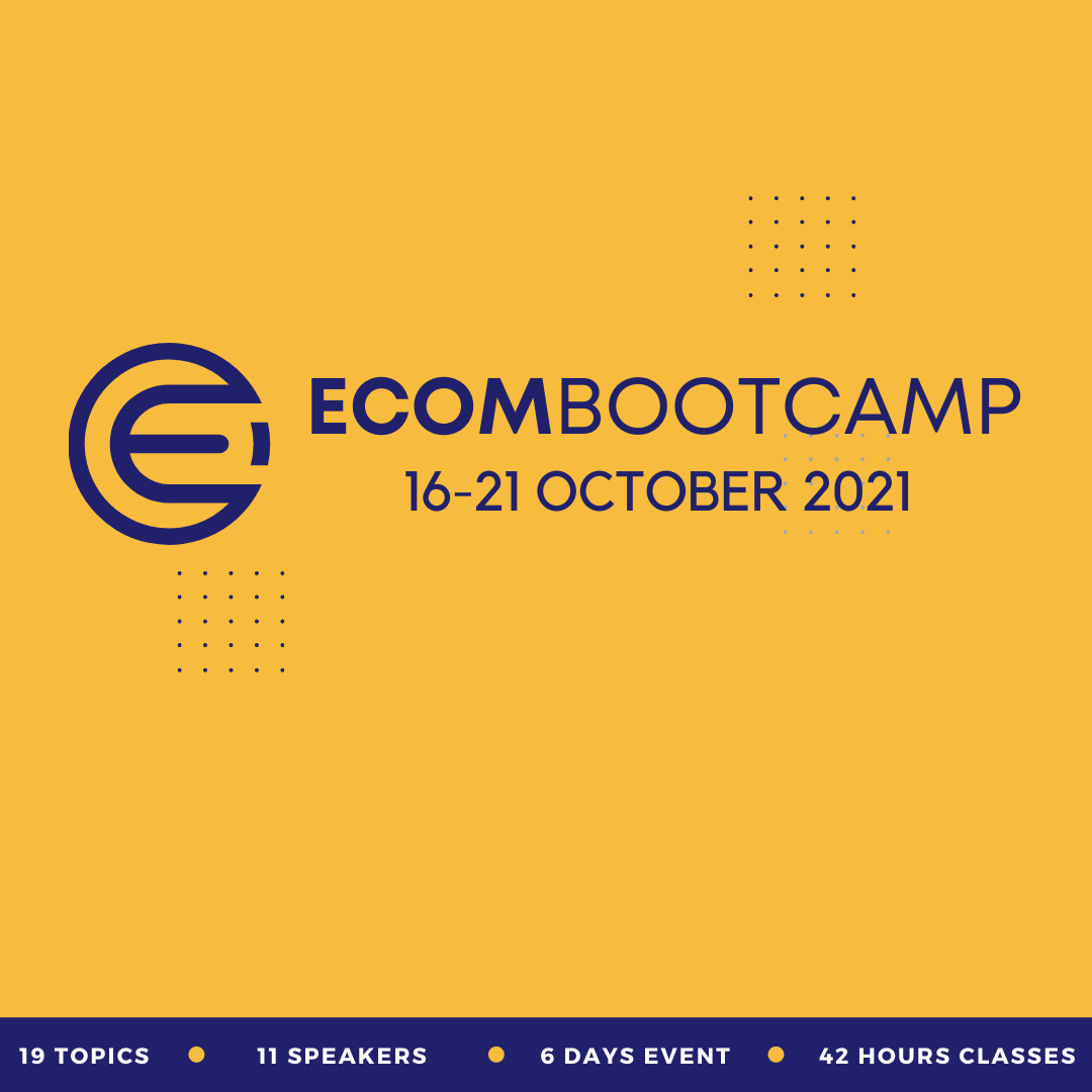 ecommbootcamp, edagang, ecommerce, wordpress, laman web, kkwp
